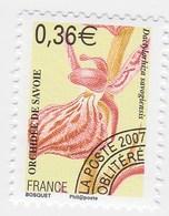 France Service Préo Preoblitéré Fleur Orchidee De Savoie 0,36€  Année 2007 YT N° 251 - Vendu à La Faciale- - Mint/Hinged