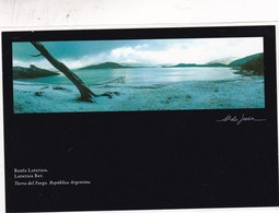LAPATAIA BAY, TIERRA DEL FUEGO. FDC ITUZAINGO 2002. ENTIER ENTERO POSTAL. L'ARGENTINE - BLEUP - Postal Stationery