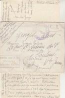 Lettre Franchise  Cachet Ecole Militaire D'Artillerie Poitiers Vienne 1/12/1939 Pour Toulouse - WW II