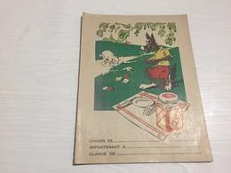 PROTÈGE CAHIER Ancien SAVORA - Book Covers