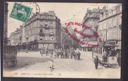 P1266 - AMIENS La Place Saint Denis - Somme - Amiens