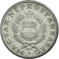 Monnaie, Hongrie, Forint, 1977, Budapest, TB+, Aluminium, KM:575 - Hongrie