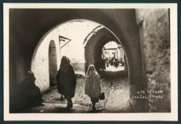 Maroc TETUAN Una Calle Mora - Maroc