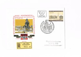 Austria - FDC - WIPA 1981 - FDC