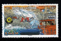 Nieuw-Caledonie, Yv 1003 Jaar 2007, Gestempeld, Zie Scan - Nouvelle-Calédonie