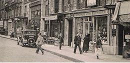 Paris XI / Rue Richard-Lenoir , Prise Du Boulevard Voltaire / Ed. Malcuit - District 11