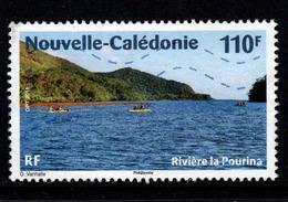 Nieuw-Caledonie, Yv 1125 Jaar 2011, Gestempeld, Zie Scan - Neukaledonien