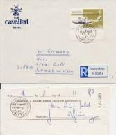 Aangetekende Brief / Registered Letter - Malta (1987) - Malta