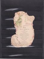 DINER Des P.G.du 26 Sept. 1899 - Imprineur : V. Rousseaux à CHARLEVILLE - Voir Le Descrptif - Frankreich