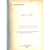 SINOSSI Di GEOGRAFIA MILITARE Ed AERONAUTICA Ad Uso Degli Alievidella R.Academia Aeronautica - 1928 - Informatique