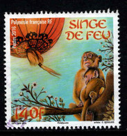 Frans-Polynesie, Yv   Jaar 2016,  Gestempeld, Zie Scan - Gebruikt