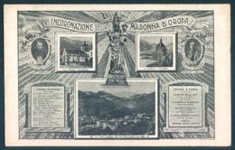 Piemonte Incoronazione Della Madonna D'Oropa - Other Cities