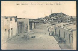 Maroc TAOURIRT Une Rue Du Mellah - Maroc