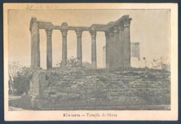 Portugal EVORA Templo De Diana - Portugal