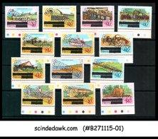 NEVIS - 1980 SG#37-49 - 13V - OVPT - MINT NH SPECIMEN - Antilles