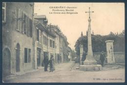 73 CHAMBERY Faubourg Maché - Chambery
