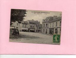 Carte Postale - PLOEMEUR - D56 - La Place - Ploemeur