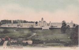 DARTMOUTH - R.N. COLLEGE - England
