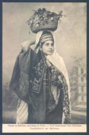 Palestine Femme De Bethleem Marchande De Fruits - Palestine