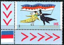 BRD - Mi 2957 ECKE LIU - ** Postfrisch (H) - 145C                    100 Jahre Domowina - Ungebraucht