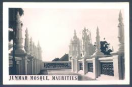 Mauritius PORT LOUIS Photo 7 X 13 Cm Jummah Mosque - Mauritius