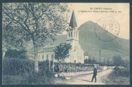 Lot De 3 Cartes CRUET 73 Savoie - France