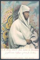 Maroc S. M. Muley Abd El Aziz Sultan - Maroc