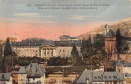 73 - CHAMBERY - Façade Sud De L'Ancien Château Des Ducs De Savoie - Chambery
