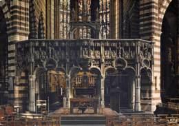 CPM - AARSCHOT - O.L. Vrouw Kerk - Binnenzicht En Dokzaal - Aarschot