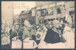 LOT De 3 Cartes METZ 57 Kongress Prozession 1907 - Metz