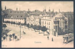 LU Luzern LUZERN Tram - LU Luzern