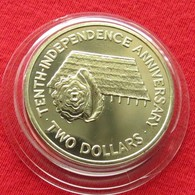 Kiribati 2 $ 1989 - Kiribati