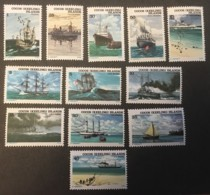 Cocos Islands -  MH* - 1976 - # 20/31 - Cocos (Keeling) Islands
