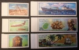 Nauru  -  MNH** - 1974 - # 108/113 - Nauru