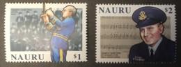 Nauru  -  MNH** - 1998 - # 444/445 - Nauru