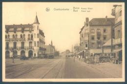 Oostduinkerke Bains Avenue Albert - Oostduinkerke