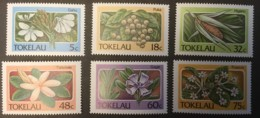 Tokelau -  MNH** - 1987  - # 138/143 - Tokelau