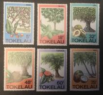 Tokelau -  MNH** - 1985  - # 114/119 - Tokelau