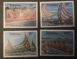 Tokelau -  MH* - 1979  - # 65/68 - Tokelau