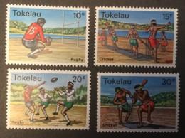 Tokelau -  MH* - 1979  - # 69/72 - Tokelau
