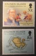 Solomon Islands  -  MNH** - 1994 - # 784/785 - Salomon (Iles 1978-...)