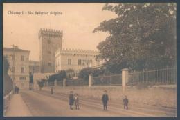 Liguria CHIAVARI Via Federico Delpino - Genova