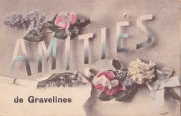 GRAVELINES  59 ( AMITIES ) - Gravelines