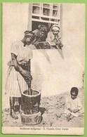 S. Vicente - Mulheres Indígenas - Ethnique - Ethnic - Cabo Verde - Cap Vert