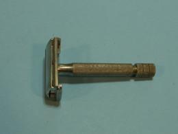 Razoir Safety - Mecanique, ,Gillette British Paten # 430,036, 1949 - Accessoires