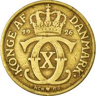 Monnaie, Danemark, Christian X, 2 Kroner, 1926, Copenhagen, TB+ - Danemark