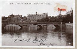 (53) - LAVAL - LE PONT NEUF ET LE PALAIS DE JUSTICE - Laval