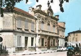 """/ CPSM FRANCE 13 """"Saint Cannat, La Mairie """" - Autres Communes"""