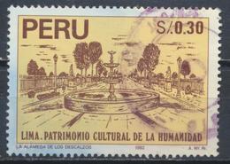 °°° PERU - Y&T N°1085 - 1996 °°° - Perù