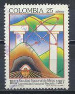 °°° COLOMBIA - Y&T N°765 PA - 1987 °°° - Kolumbien